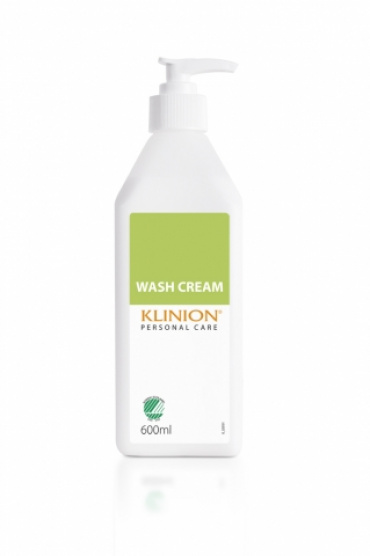 Klinion wascrème 600 ml