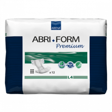 ABRI FORM L4 LARGE (doos 4 x 12 stuks)