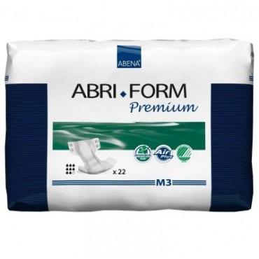 ABRI FORM M3 MEDIUM (22 stuks)
