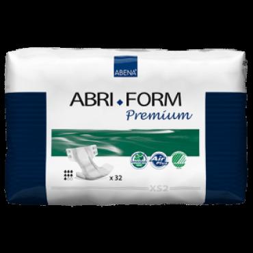 ABRI FORM XS2 EXTRA SMALL (doos 4 x 32 stuks)