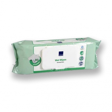 Skincare wet wipes (80 pièces)