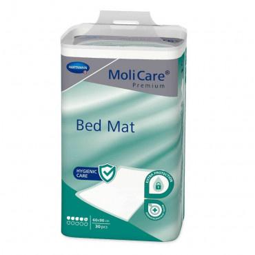 MOLICARE Bed Mat 5 drops 60 x 90 cm (30 stuks)