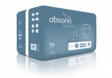 ABSORIN Comfort Slip Night Ultra MEDIUM (15 stuks)