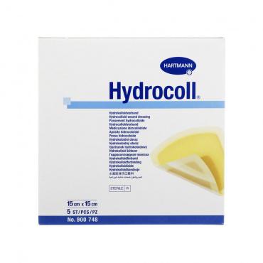 HYDROCOLL 15 x 15 cm (5 stuks)
