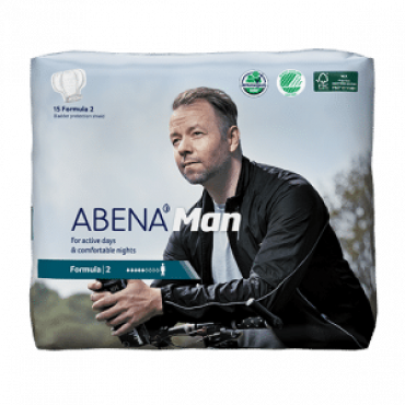 ABENA Man Formula 2 (doos 12 x 15 stuks)