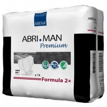 ABRI MAN Formula 2 (doos 12 x 14 stuks)