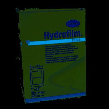 HYDROFILM PLUS 5 x 7,2 cm (50 stuks)