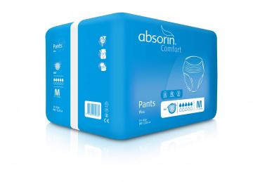 ABSORIN Comfort Pants Plus MEDIUM (doos 8 x 14 stuks)